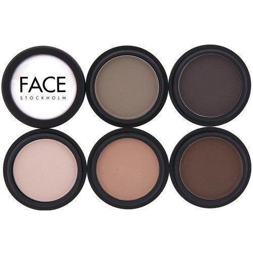 FACE Stockholm Matte Eyeshadow Black