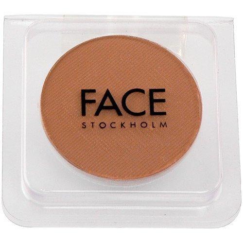 FACE Stockholm Matte Eyeshadow Pan Black