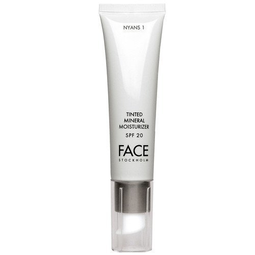 FACE Stockholm Tinted Mineral Moisturizer 0