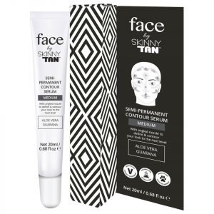 Face By Skinny Tan Contouring Serum Medium 20 Ml