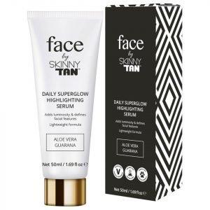 Face By Skinny Tan Superglow Highlighting Serum 50 Ml