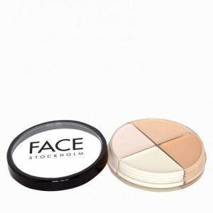 Face Stockholm Contouring Kit Peiteväripaletti Multicolor
