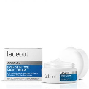 Fade Out Advanced Even Skin Tone Night Cream 50 Ml
