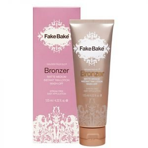 Fake Bake Bronzer Wash Off Instant Tan 125 Ml