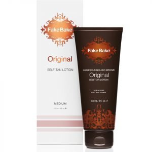 Fake Bake Luxurious Golden Bronze Original Self-Tan Lotion 170 Ml