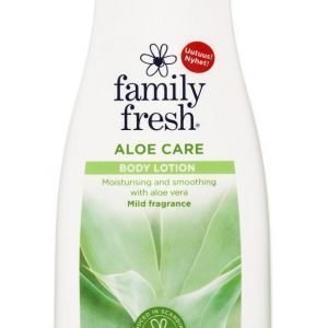 Family Fresh Aloe Care 500 Ml Vartalovoide