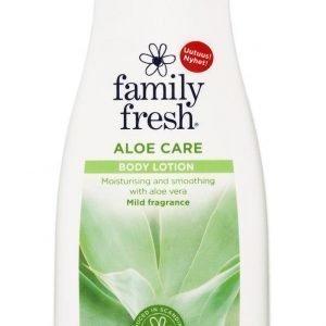 Family Fresh Aloe Care 500 Ml Vartalovoide
