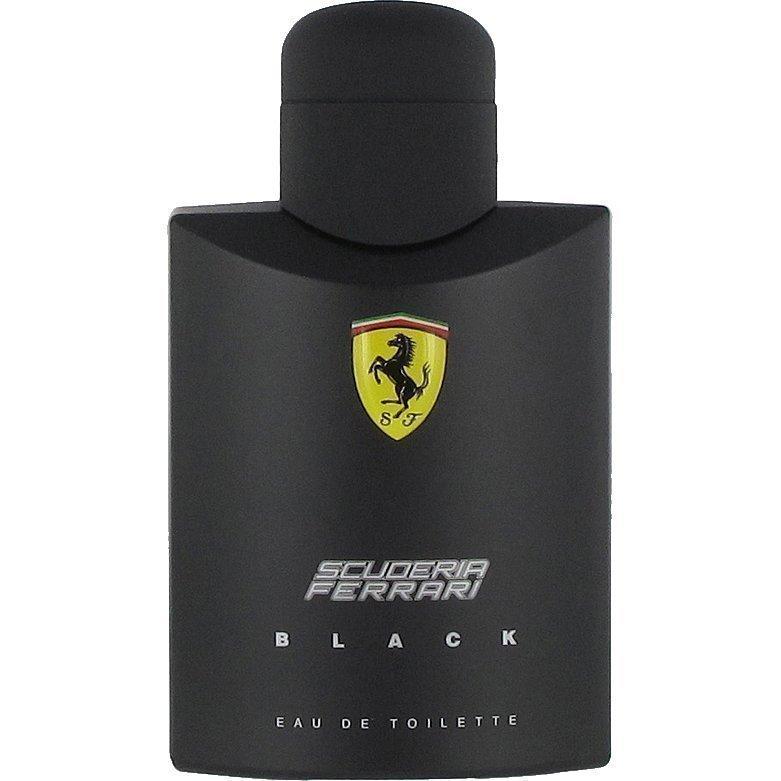 Ferrari Scuderia Black EdT EdT 125ml