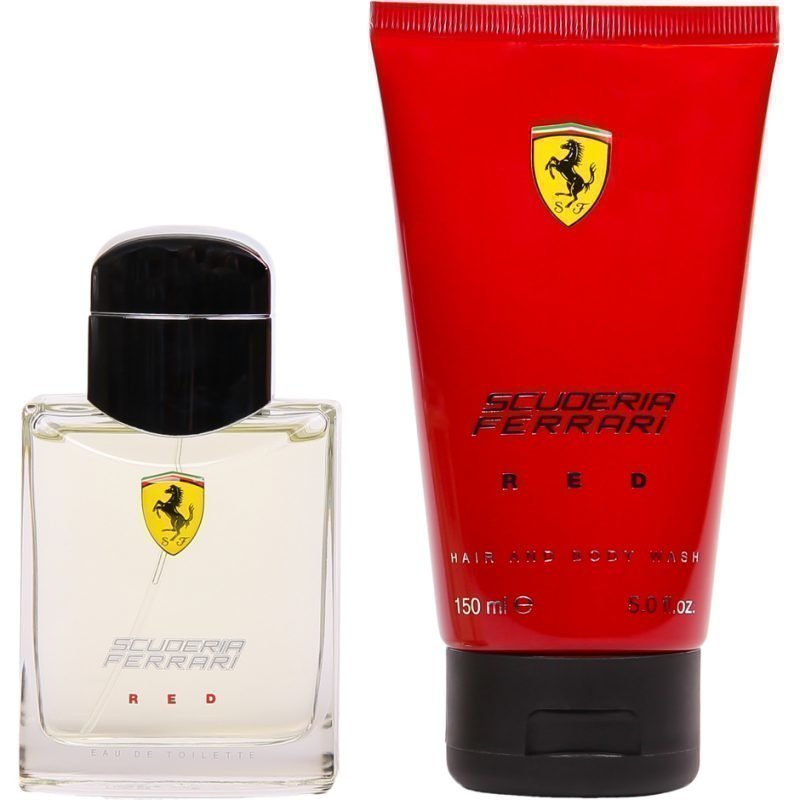 Ferrari Scuderia Red EdT 75ml Shower Gel 150ml