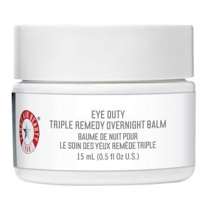 First Aid Beauty Eye Duty Triple Remedy Overnight Balm 15 Ml