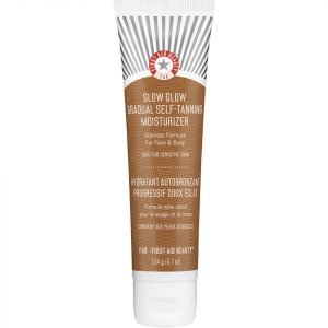 First Aid Beauty Slow Glow Self Tanning Moisturiser 134 G