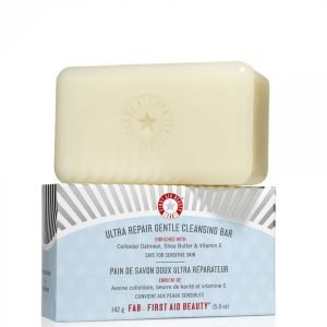 First Aid Beauty Ultra Repair Gentle Cleansing Bar 142 G