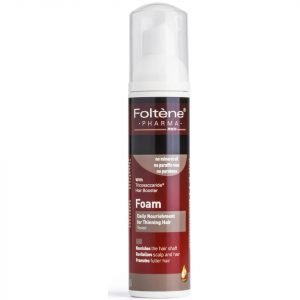 Foltène Men's Foam Treatment For Thinning Hair 70 Ml