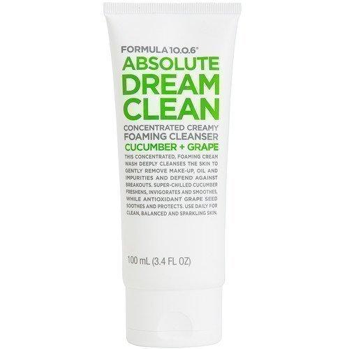 Formula 10.0.6 Absolute Dream Clean Foaming Cleanser
