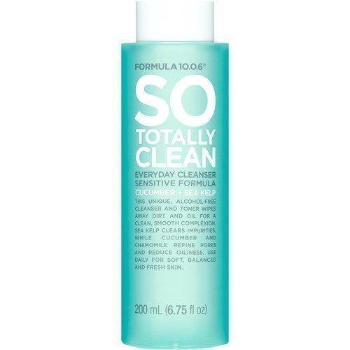 Formula 10.0.6 Totally Clean Sensitive Formula