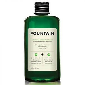 Fountain The Super Green Molecule 240 Ml