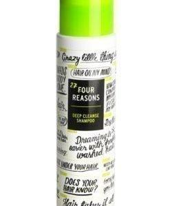 Four Reasons Deep Cleanse Shampoo