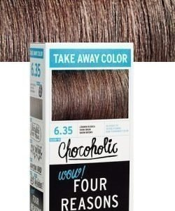 Four Reasons Take Away Color 6.35 Chocoholic