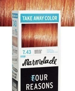 Four Reasons Take Away Color 7.43 Marmelade