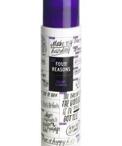 Four Reasons Volume Shampoo