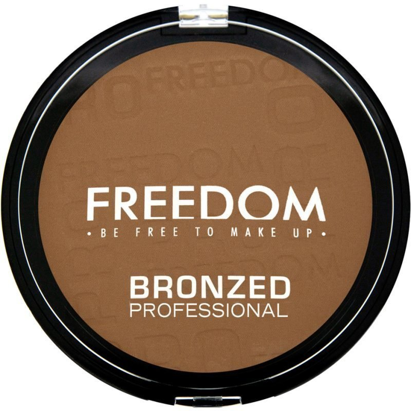 Freedom Makeup London Bronzed Professional Pro Bronze