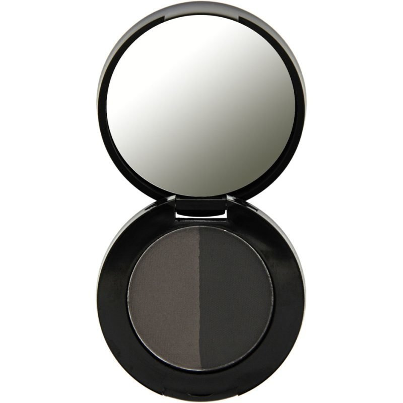 Freedom Makeup London Duo Eyebrow Powder Granite
