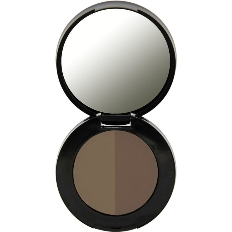 Freedom Makeup London Duo Eyebrow Powder Soft Brown