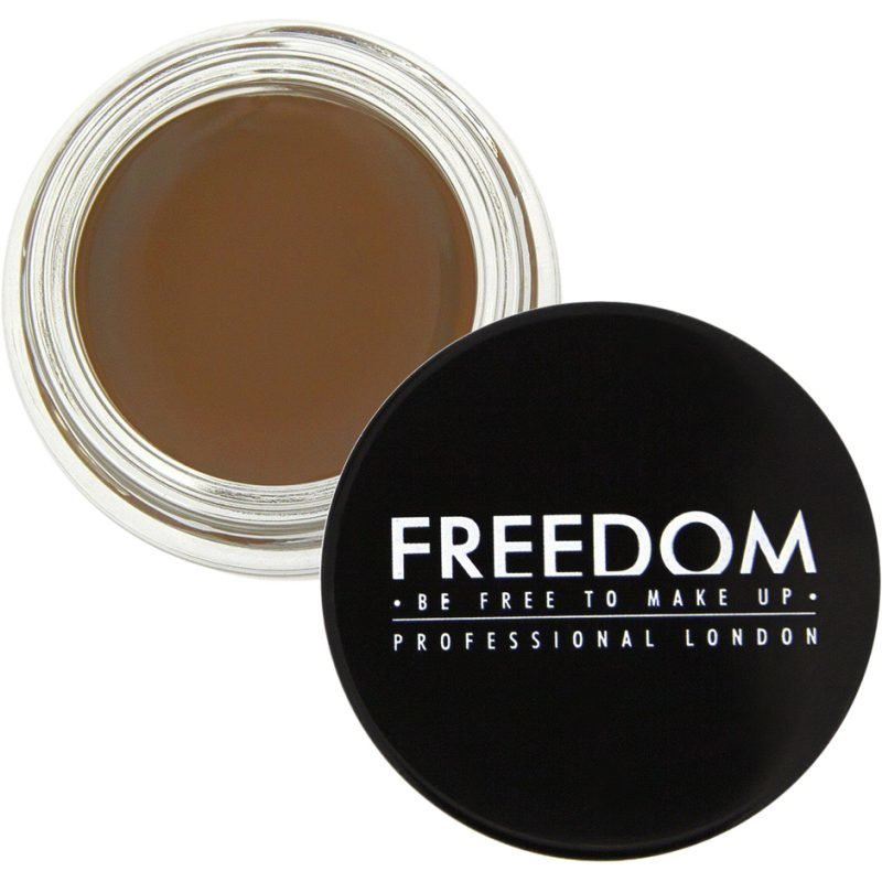 Freedom Makeup London Pro Brow Pomade Caramel Brown