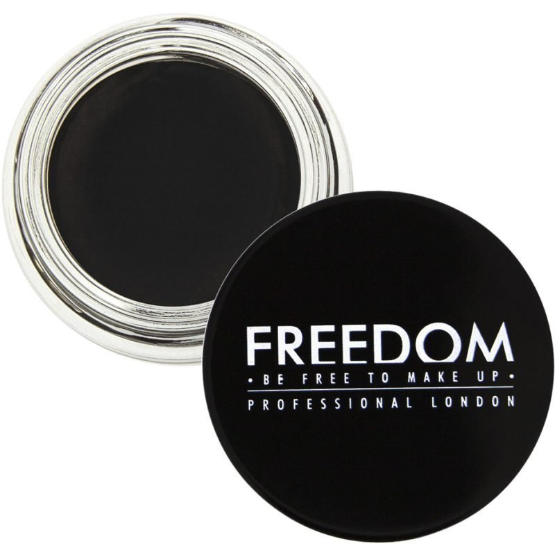 Freedom Makeup London Pro Brow Pomade Granite