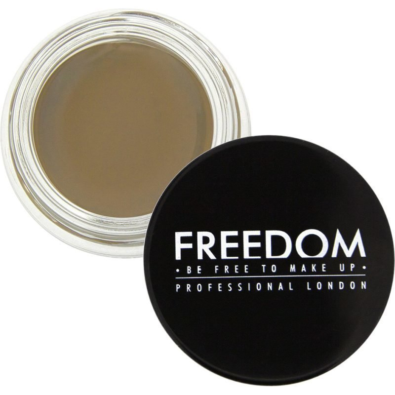Freedom Makeup London Pro Brow Pomade Taupe