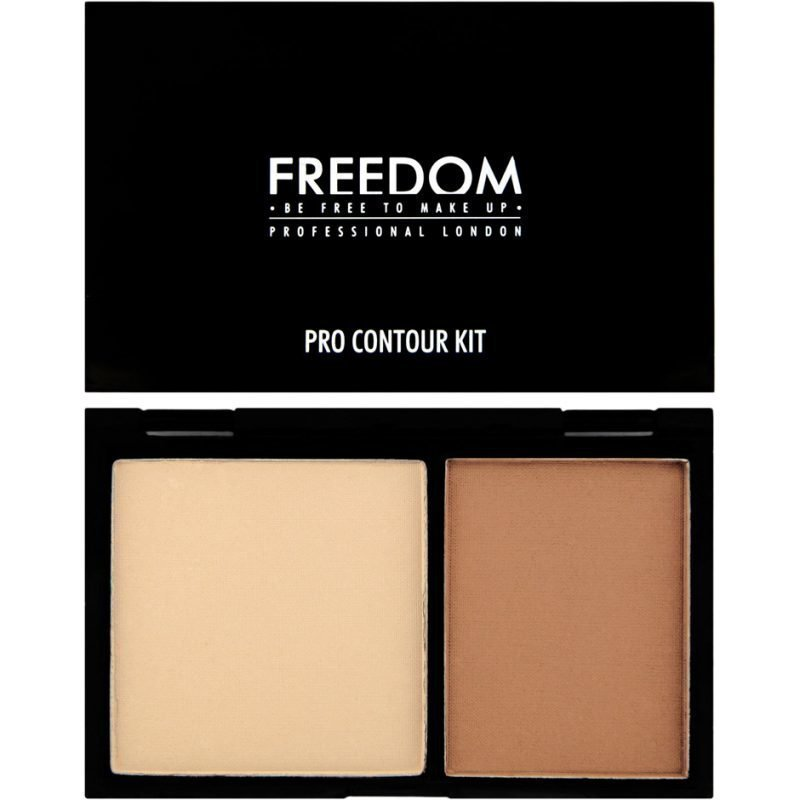 Freedom Makeup London Pro Contour Kit Fair