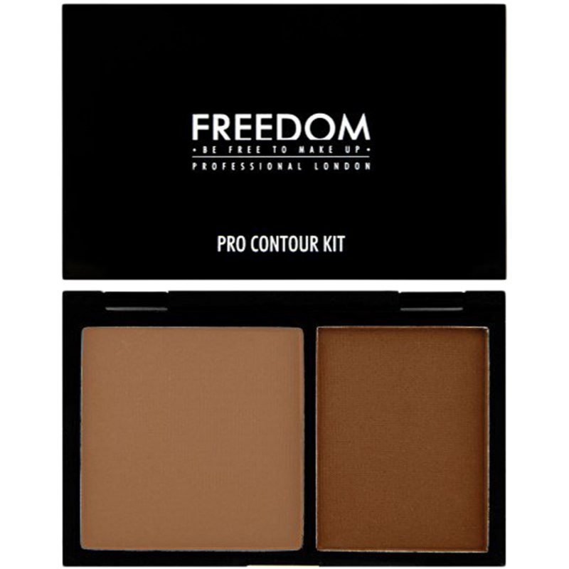 Freedom Makeup London Pro Contour Kit Medium 02
