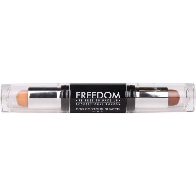 Freedom Makeup London Pro Contour Shaped Stick Dark