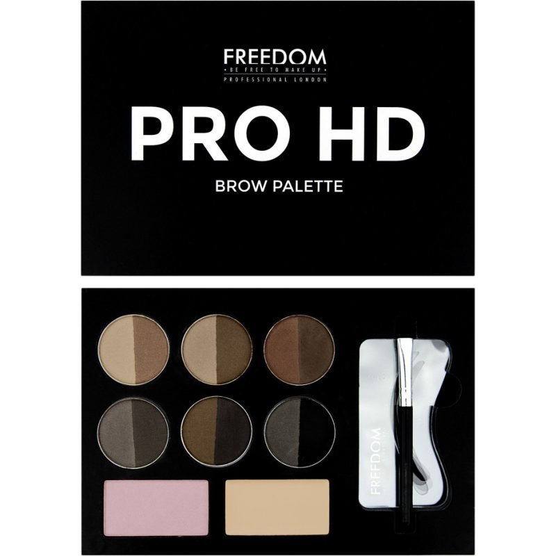Freedom Makeup London Pro HDDark