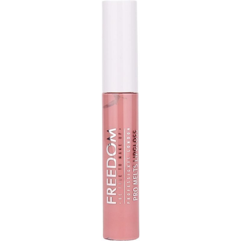 Freedom Makeup London Pro Melts Lipgloss Debut
