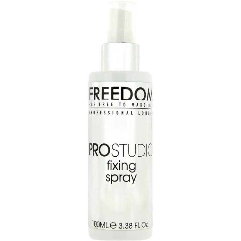 Freedom Makeup London Pro Studio Fixing Spray 100ml