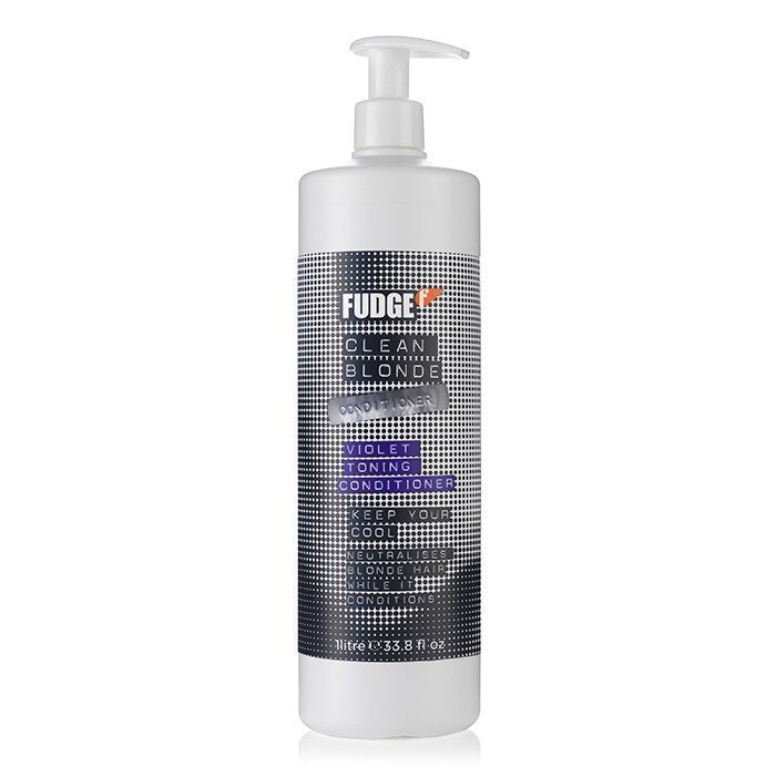 Fudge Clean Blonde Conditioner 1000 ml