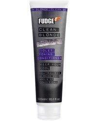 Fudge Clean Blonde Violet Toning Conditioner 300ml