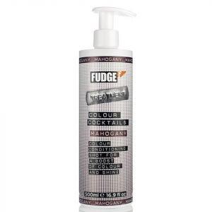 Fudge Colour Cocktail Mahogany 500 Ml