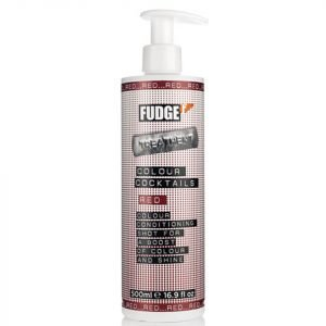 Fudge Colour Cocktail Red 500 Ml