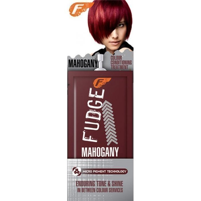 Fudge Colour Conditioner Mahogny Display 12*25m