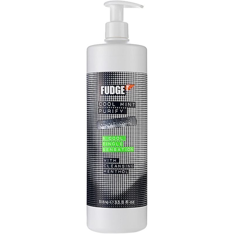 Fudge Cool Mint Purify Conditioner 1000ml