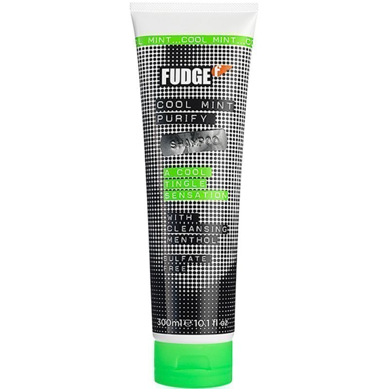 Fudge Cool Mint Purify Shampoo 300ml