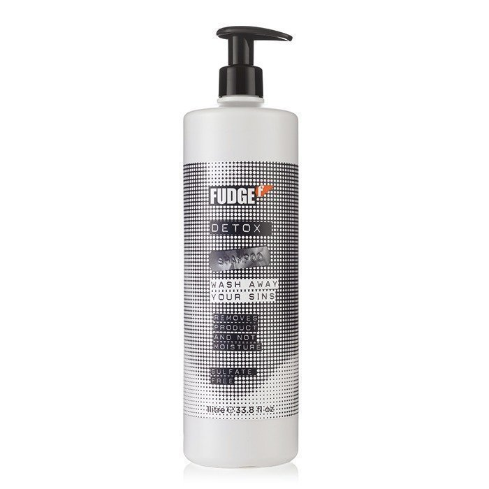 Fudge Detox Deep Cleansing Shampoo 1000 ml