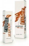 Fudge Head Paint 1.0 Black. 100ml