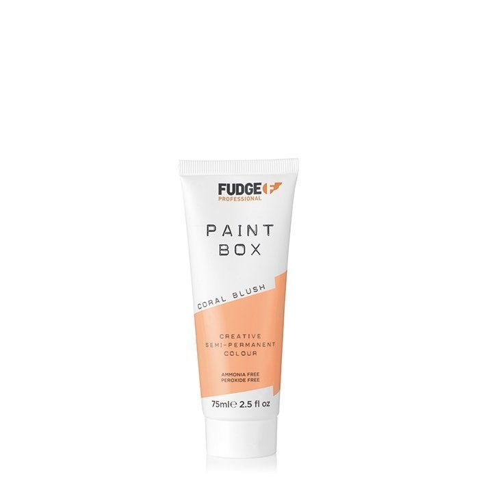 Fudge Paintbox Coral Blush 75 ml New