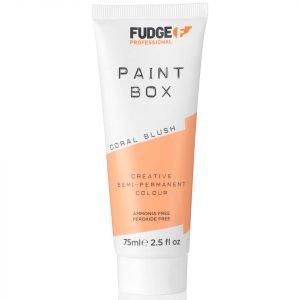 Fudge Paintbox Hair Colourant 75 Ml Coral Blush