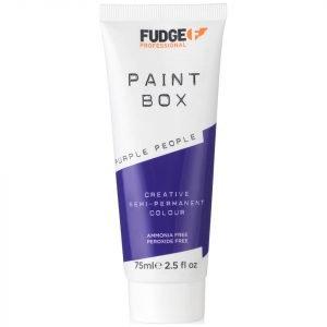 Fudge Paintbox Hair Colourant 75 Ml Purple People