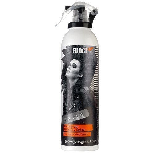 Fudge Push-It-Up Blow Dry Spray