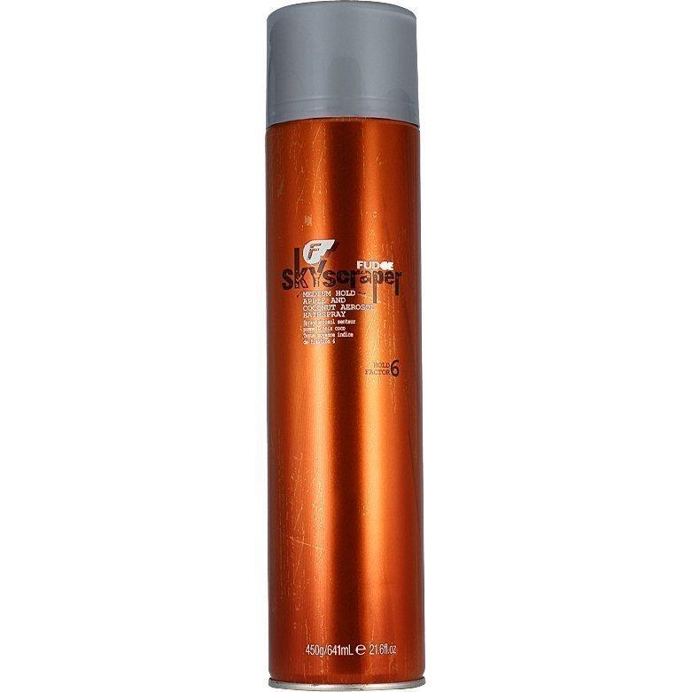 Fudge Skyscraper Medium Hold Hairspray (Hold Factor 6) 646ml